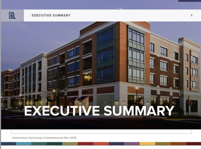 CP Executive Summary Cover